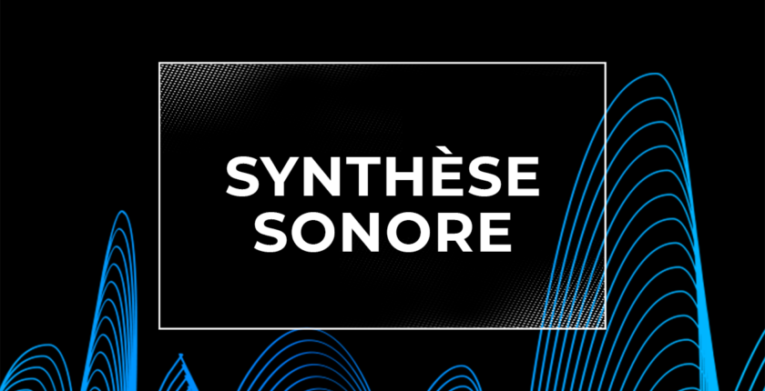 Formation synthese sonore
