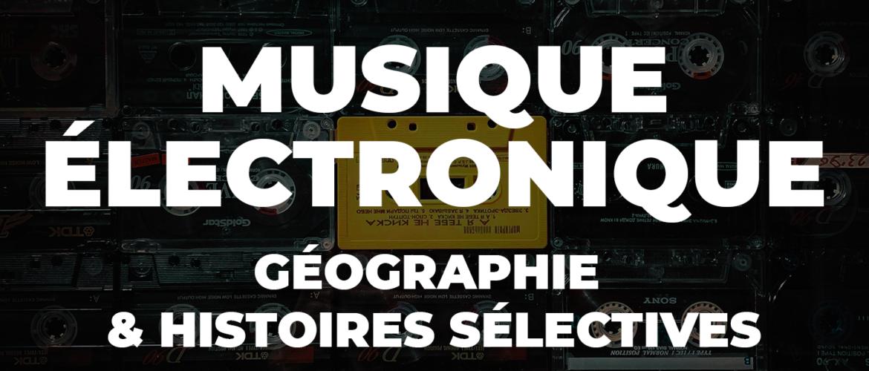 histoire musique electronique