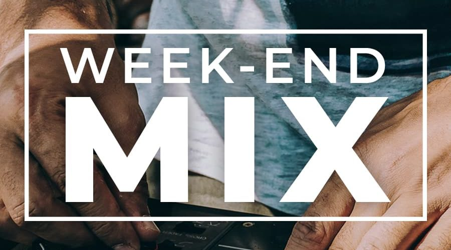 Week-end mix DJ NETWORK