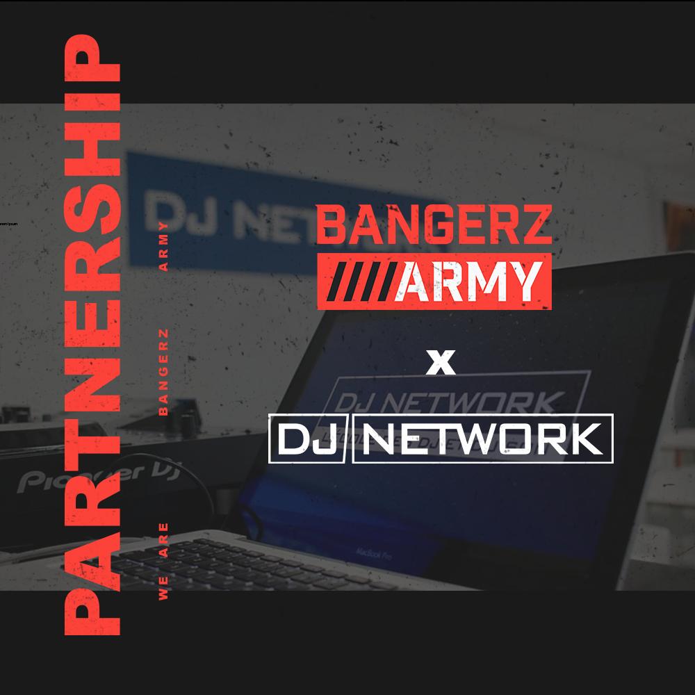 Partenariat Bangerz Army DJ NETWORK